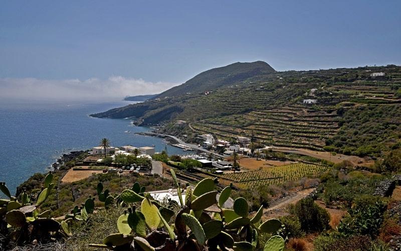 Italienische Insel Pantelleria
