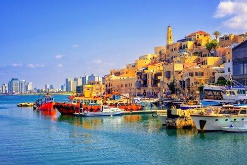 Reiseziel Juni Altstadt Jaffa