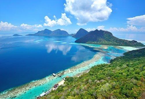 Reiseziel Juni Borneo