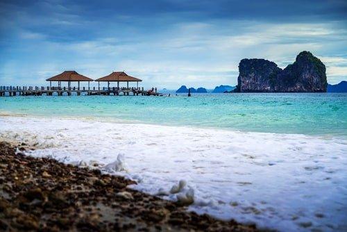 Reiseziel Koh Ngai Thailand