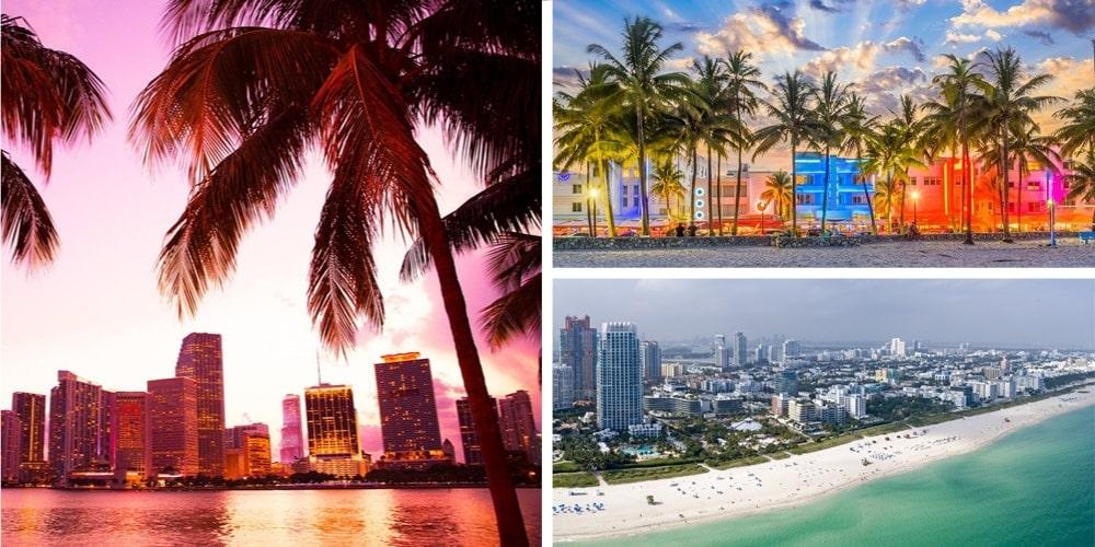 Reiseziel November Florida