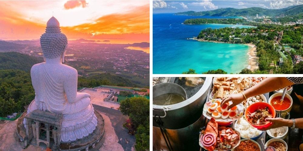 Reiseziel November Thailand