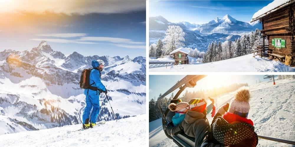 Reiseziel November Tirol