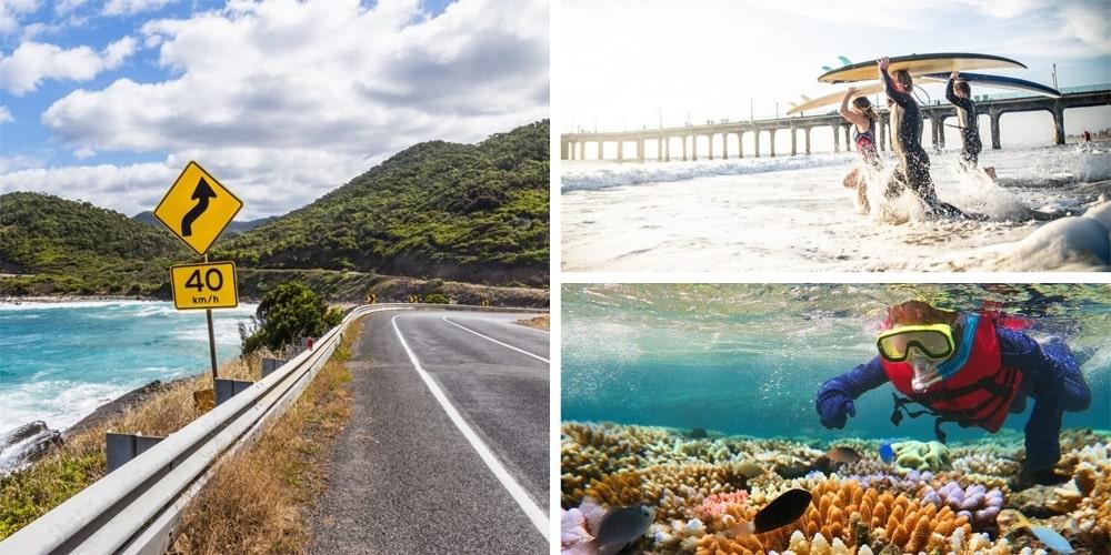 Reiseziele Dezember Australien