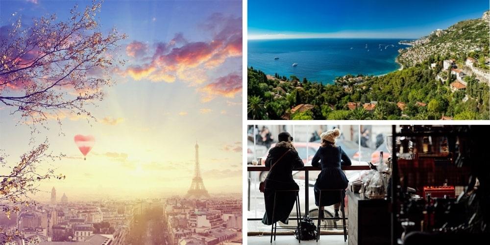 Reiseziele Dezember Frankreich