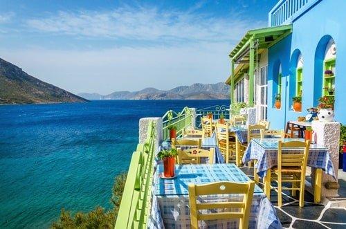 Reiseziele Dezember Griechenland