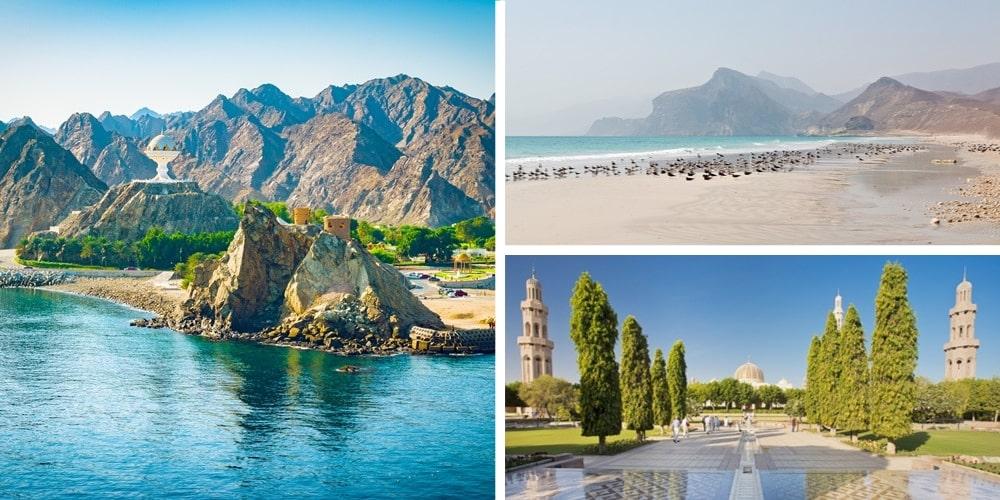 Reiseziele Dezember Oman