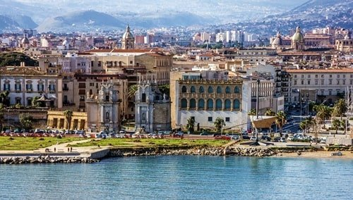 Reiseziele Dezember Sizilien