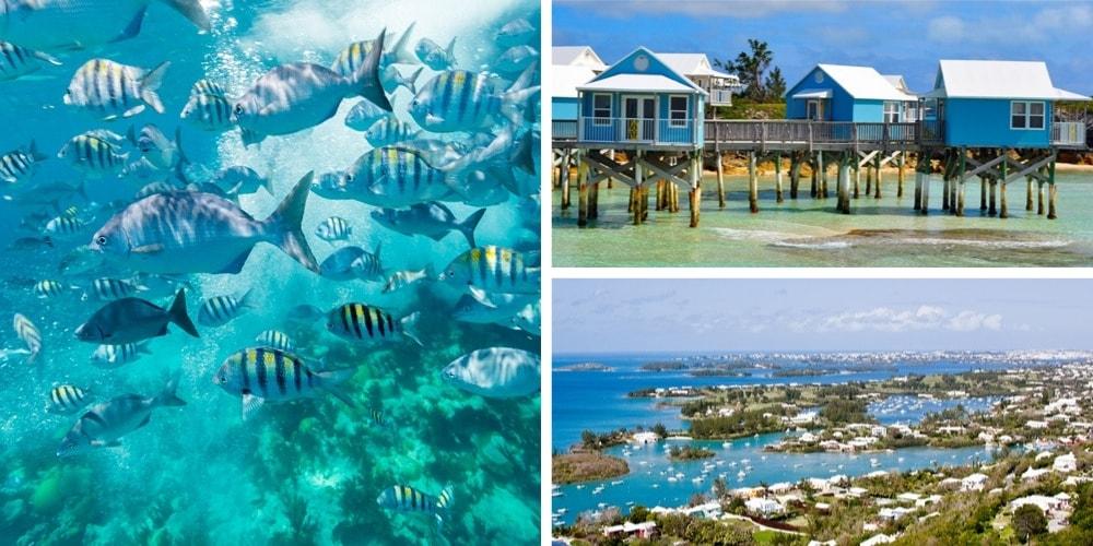 Reiseziele Juni Bermuda-Inseln-min