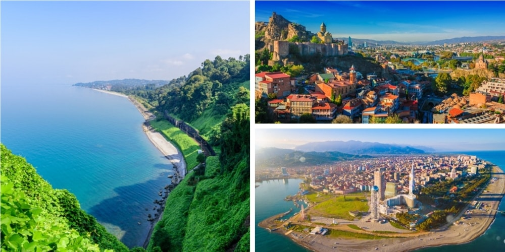 Reiseziele Juni Georgien