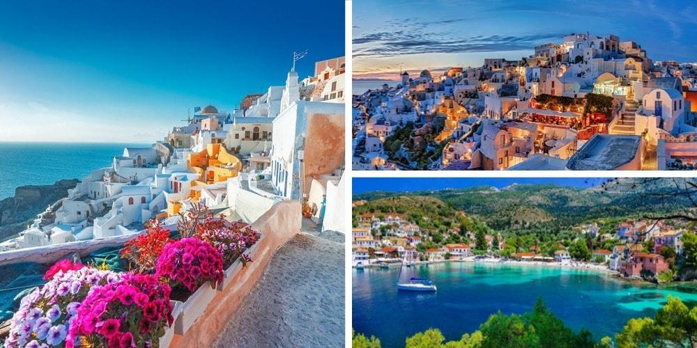 Reiseziele Juni Griechenland