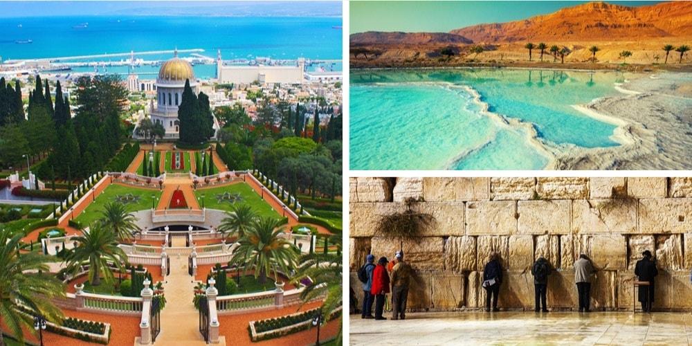 Reiseziele Juni Israel