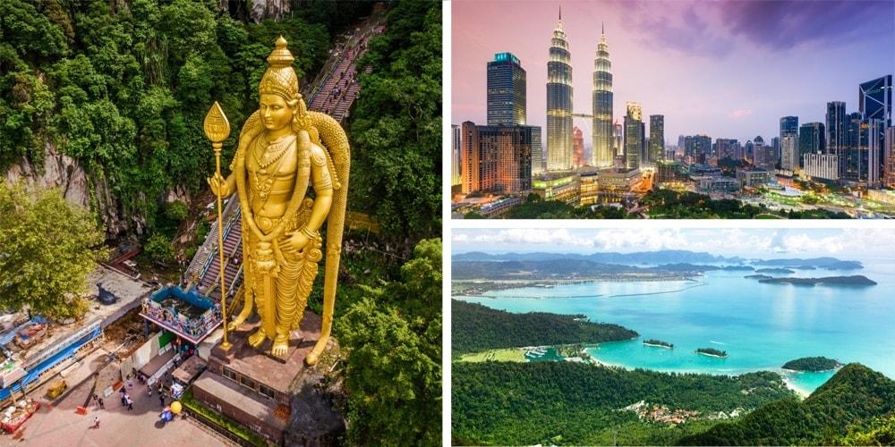 Reiseziele Juni Malaysia