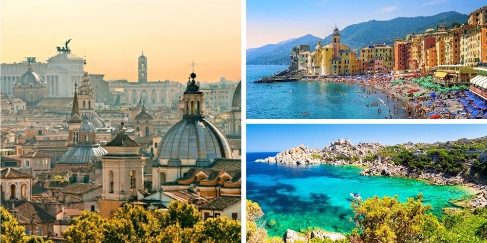 Reiseziele Juni Rom
