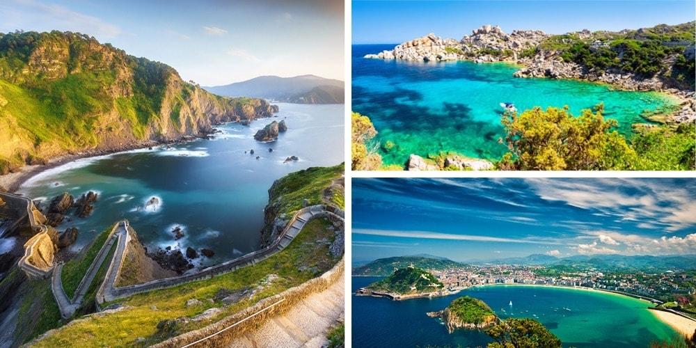 Reiseziele Juni Spanien