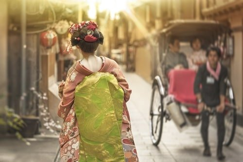 Rundreise Japan November