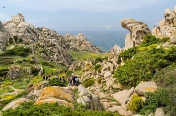 Sardinien Capo Testa