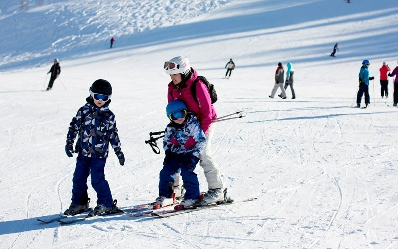 Skigebiet Italien Klausberg