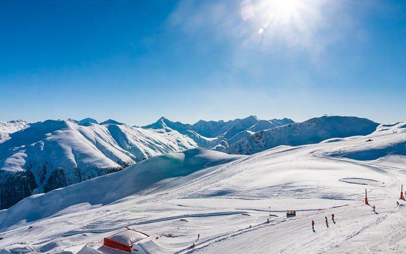 Skigebiet Italien Livigno