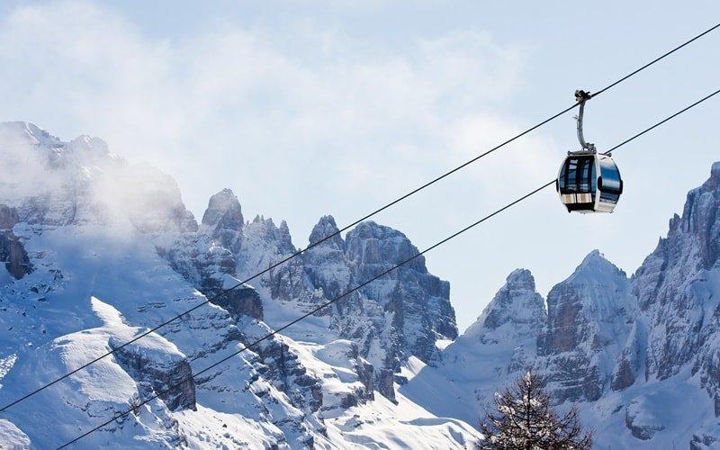 Skigebiet Italien Madonna di Campiglio