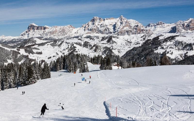Skigebiete Italien Alta Badia