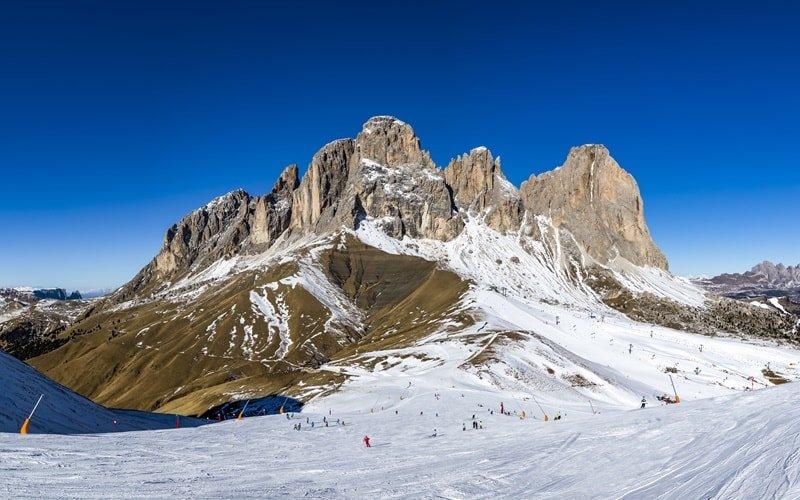 Skigebiete Italien Gröden