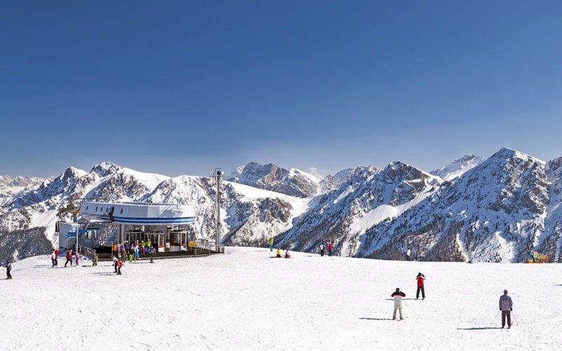 Skigebiete Italien Kronplatz