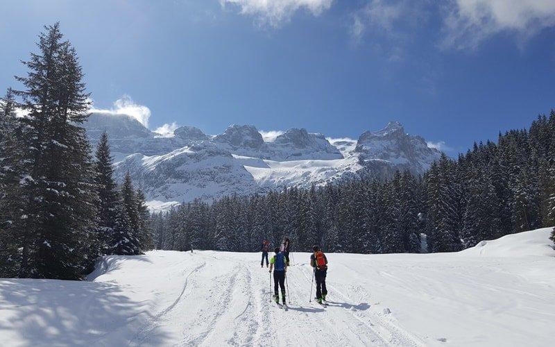 Skigebiete Italien Sella Ronda