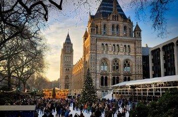 Städtereise Dezember London