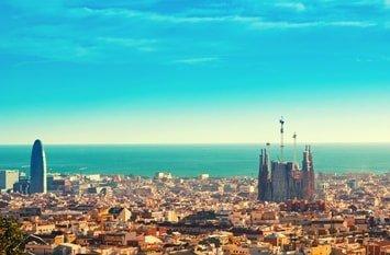 Städtereise Juni Barcelona