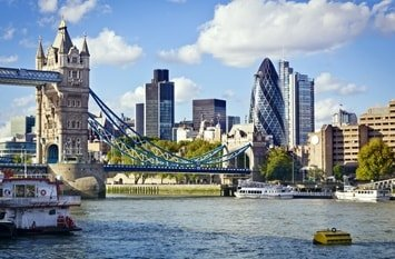 Städtereise Juni London