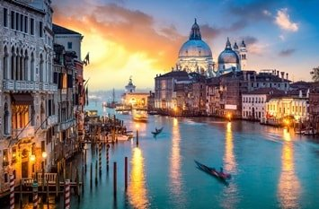 Städtereise Juni Venedig