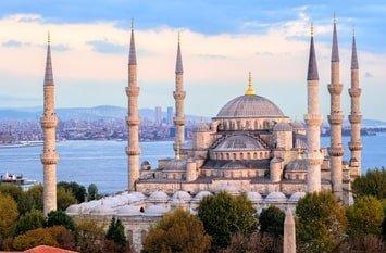 Städtereise November Istanbul