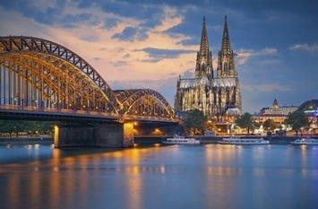 Städtereise November Köln