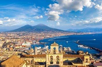 Städtereise November Neapel
