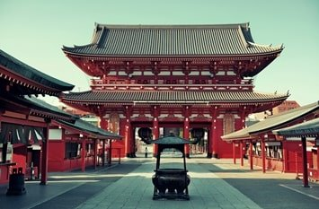 Städtereise November Tokio