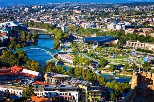 Städtereise Tiflis Georgien
