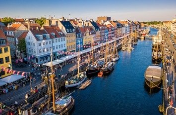 Städterip Juni Kopenhagen