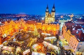 Städtetrip Dezember Prag