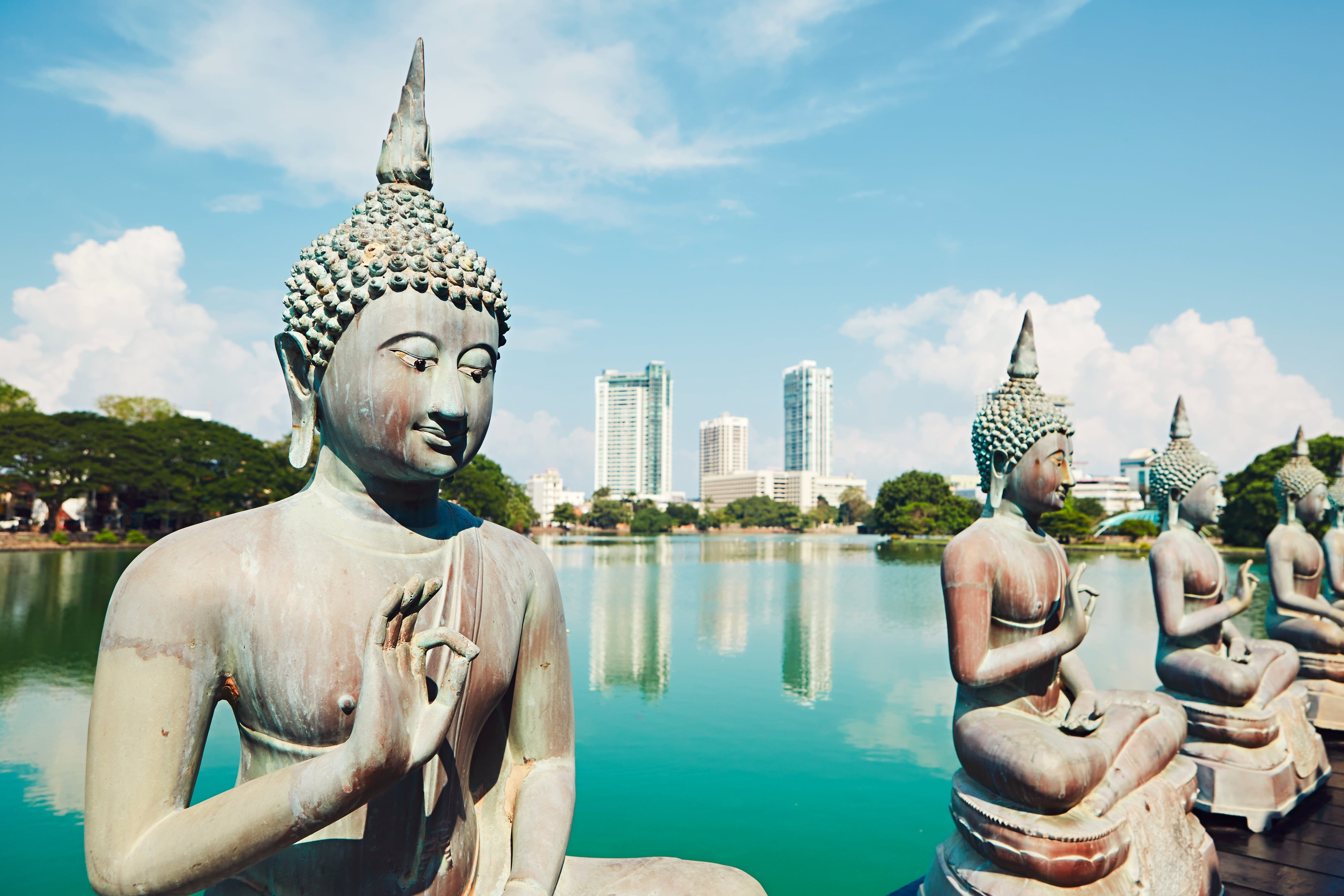 Urlaubsziel Dezember Sri Lanka