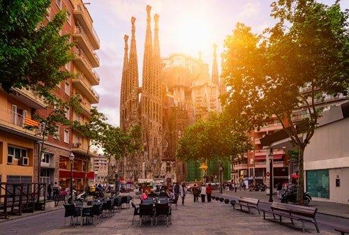 Urlaubsziel Spanien Juni