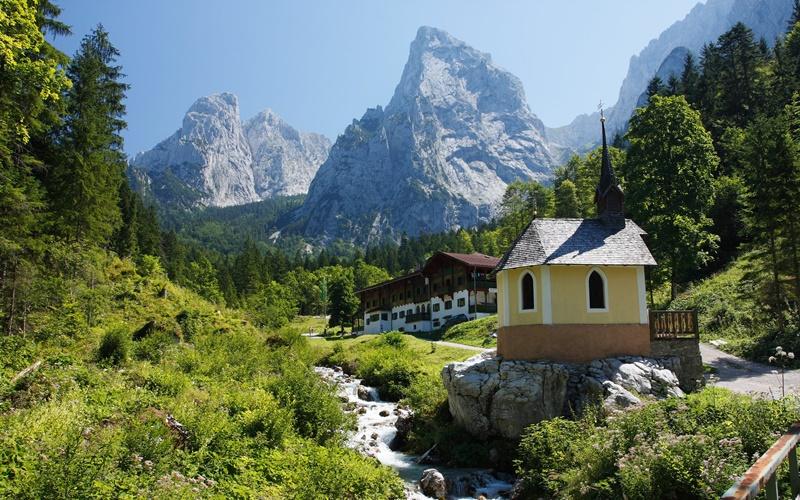 Wandern Österreich sommer