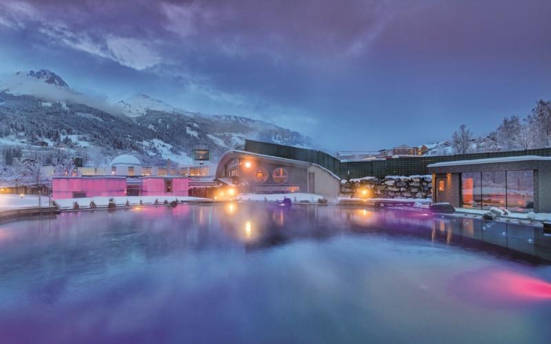 alpen therme österreich romantik