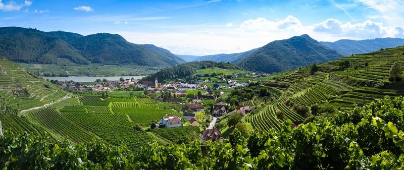berge österreich wandern