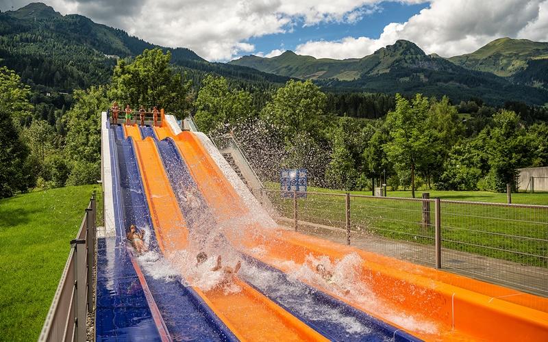 therme mit rutschen in österreich Alpentherme