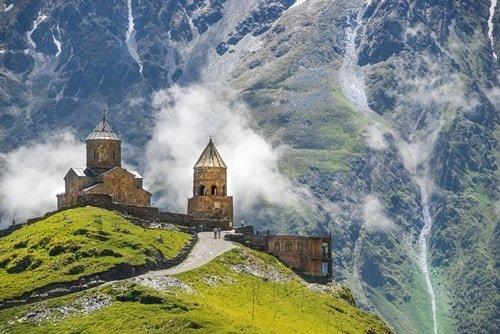 wandern Kaukasus