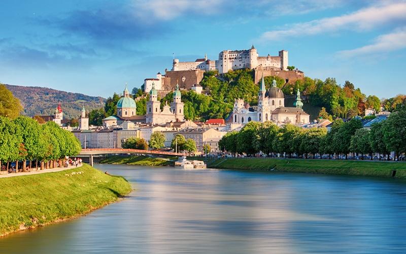 wandern salzburg österreich