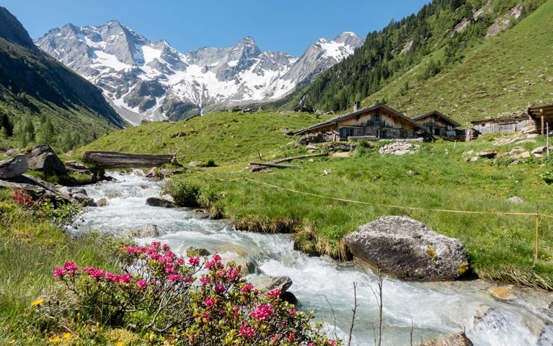 wandern und Wellness österreich