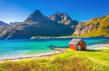 Aktivurlaub Juli Norwegen