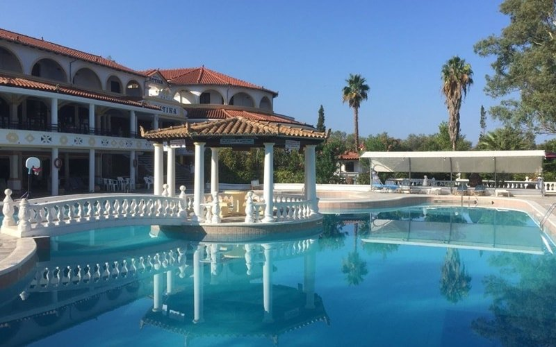 Attika Corfu Beach Hotel